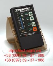 Пристрій виявлення прослушки BugHunter Professional BH-02,  пошук прихо