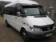 Пассажирские перевозки по Украине и за границу до 32 человек